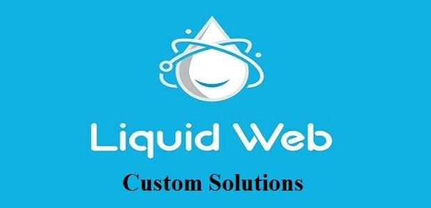 Liquidweb custom solutions
