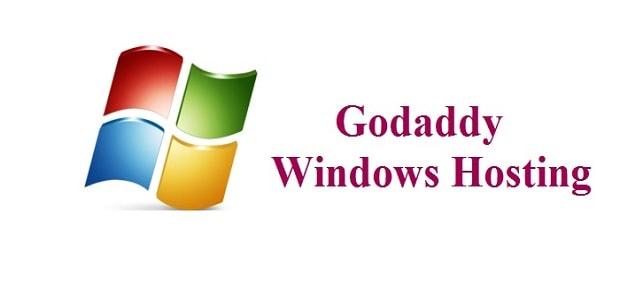 Godaddy windows hosting plans