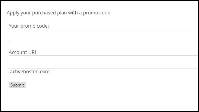ActiveCampaign Promo Code