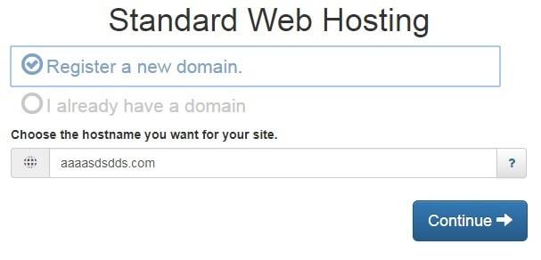 Interserver Domain Register