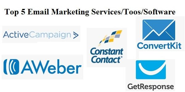 Email Marketing Services Software
