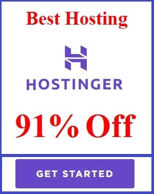 Hostinger Deal